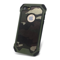 MeiShengKai iPhone 7 Case,Rugged Hard Dual Layer [Shock Absorbent] Protection Hybrid Armor