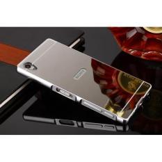 Metal Frame Bumper Case for Sony XA1 Plus