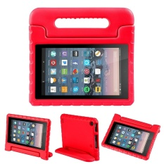 Miimall Case for All-New Amazon Fire HD 8 Tablet (7th Generation, 2017