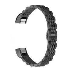 Miimall Stainless Steel Watch Band Wristband Bracelet Replacement Strap for Alta/ Alta HR Fitness Tracker