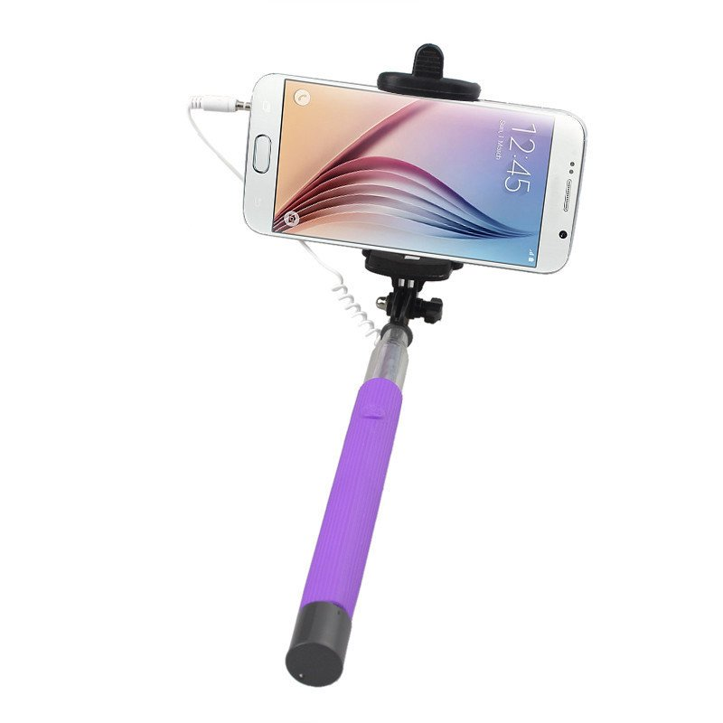 Mini Extendable Fold Handheld Self-portrait Holder Stick product preview, discount at cheapest price