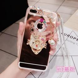 Mirror Phone Case Casing Fashion Phonecase For iPhone 7 Plus - intl