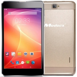 Modoex COLT 7 HD Gorilla Glass 1280*800 IPS 5.1 Lollipop 16GB ROM Quad Core Tablet (Gold)