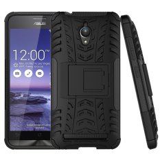 PHP 438. Mooncase Case For ASUS Zenfone GO ZC500TG Detachable 2 in 1 Hybrid Armor Design Shockproof Tough Rugged Dual-Layer ...