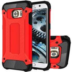 Mooncase Case For Samsung Galaxy S6 Edge Plus Hybrid Full Body Heavy Duty Armor Case Dual