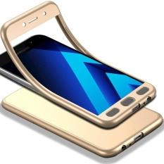 MOONCASE Galaxy A7 (2017) Full-Body Case Shockproof Soft TPU Matte Finish Slim