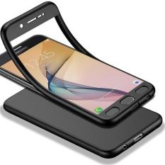 MOONCASE Galaxy J5 Prime (2017) Full-Body Case Shockproof Soft TPU Matte Finish