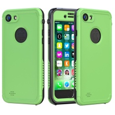 Moonmini case for iPhone 8 Super Slim Full Sealed Protection Cover Waterproof Shockproof Dustproof Dirtproof Case