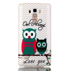 Moonmini TPU Ultra-thin Soft Back Case for LG G4 Stylus LS770 (Multicolor)