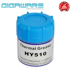 Gigaware Grey Compound Thermal Conductive Grease Paste For Cpu Gpu Chipset Cooling By Morganstar Marketing.