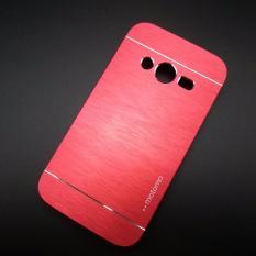 Motomo Metal back case for Samsung G313/Galaxy V (RED)