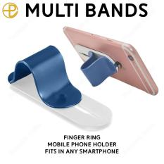 Multi Band Finger Ring Mobile Phone Smartphone Stand Holder For iPhone Samsung HTC Sony LG Xiaomi