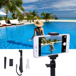 Multi-function Combination of intelligent Bluetooth Self-timer Rod Focus - intl