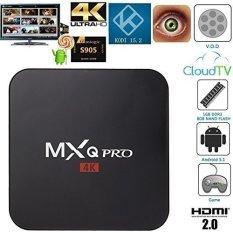 MXQ Pro 4K Amlogic S905 1GB 8GB Android 5 1 TV BOX-UK Plug