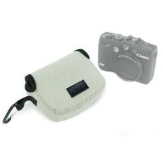 NEOPine Original Portable Neoprene Soft Inner Camera Protective Case Bag Cover Pouch For Powershot G15 G16