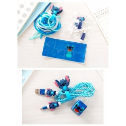 New Cute Cord Protector for Cables of Mobile Phones Ipads Tablets Laptops - Style D9