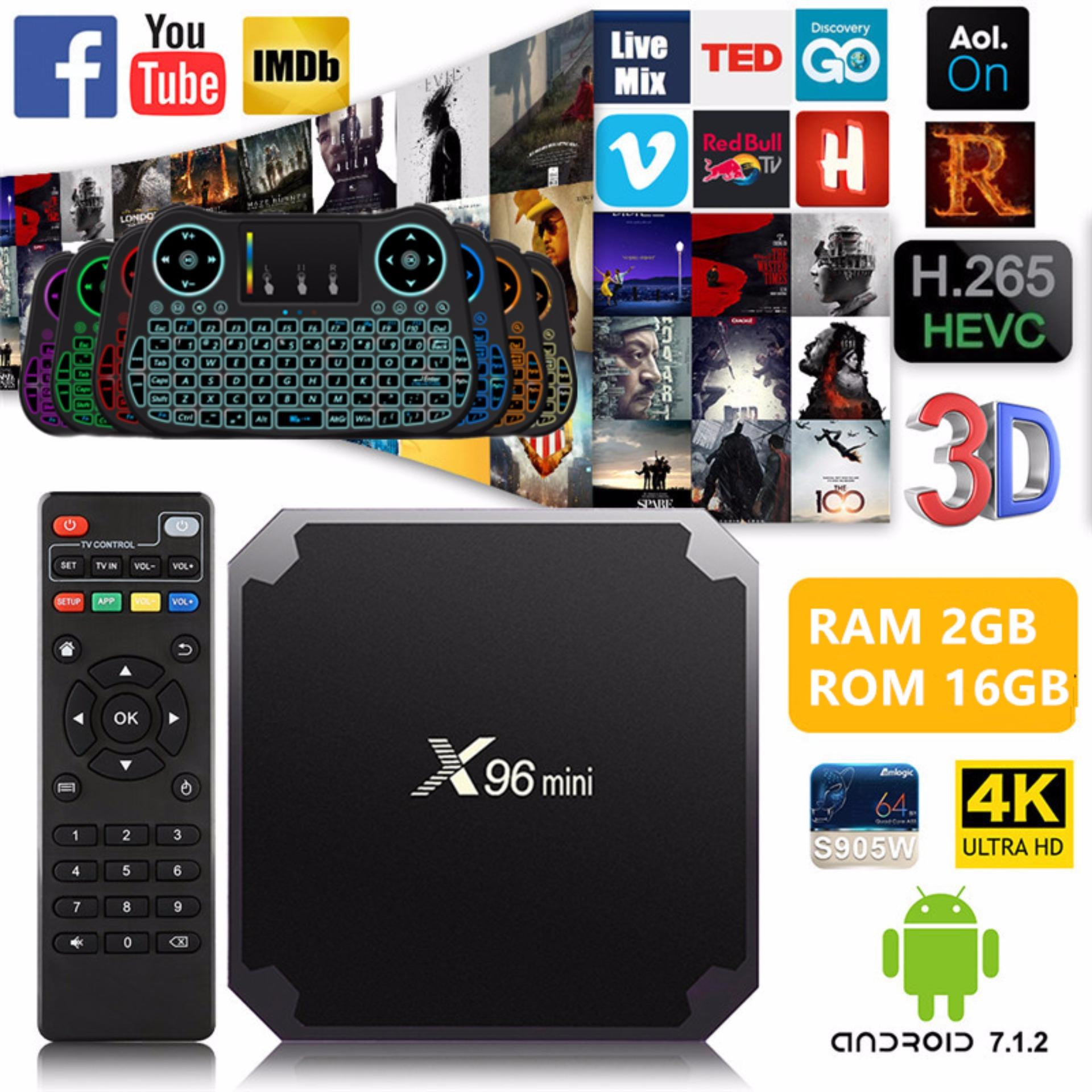 Video Streamer For Sale Media Prices Brands Specs In Android 71 Tv Box H96 Pro Plus Ram 3gb Rom 32gb Kodi Loaded Philippines