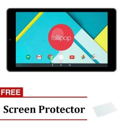 Nextbook Ares 8 16GB - Black with Free Screen Protector