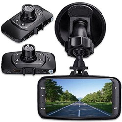 Night Vision 2.7'' Full HD 1080P Car Auto LCD DVR Motion Monitor Dash Cam - intl