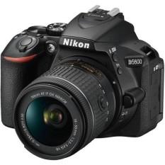 Nikon D5600 Dslr Camera With Af-P 18-55mm Vr Lens Kit - Intl By Top Mall - Hk.