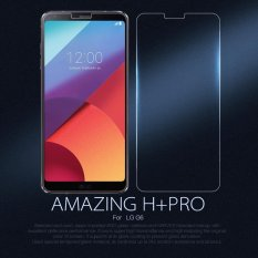 NILLKIN Amazing H+ Pro Tempered Glass Screen Protector for LG G6 Nanometer Anti-Explosion -