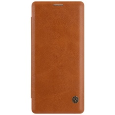 PHP 451. Nillkin For Samsung Galaxy Note 8 Case Cover Flip PU Leather Cover For Galaxy Note8 Case Card Slot Protective ...