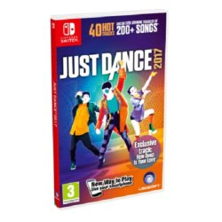 Nintendo Just Dance 2017 Game for Nintendo Switch