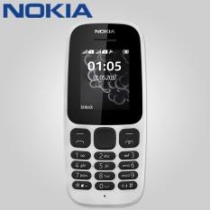 Nokia 105 2017 Dual SIM White