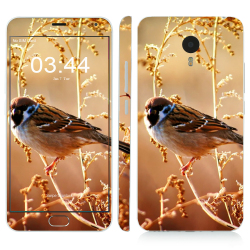 Oddstickers Bird 1 Pattern Phone Skin Cover for Meizu M2 Note