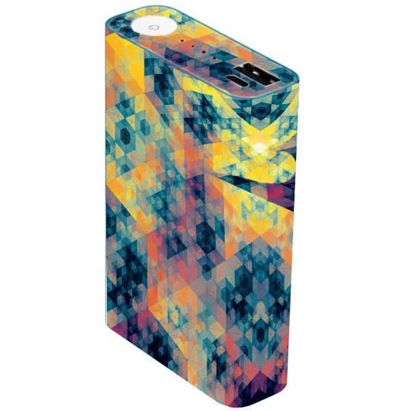 OddStickers Skin Cover for Asus ZenPower (Aztec Pattern 7) product preview, discount at cheapest price