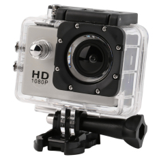 OH Full HD SJ4000 2.0 inch 1080P 5MP Car Cam Sports DVActionWaterproof Camera Silver - intl