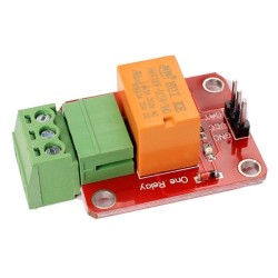 One Channel 5V Relay Module DIY Accessories 5V for Home Appliance / Arduino - intl