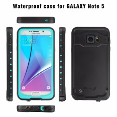 Original Redpepper Waterproof Case For Samsung Galaxy Note5 Water/Shock/Dirt /Snow Proof