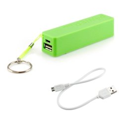 Oromismo Mini Power Bank 2600 mAh (Green)
