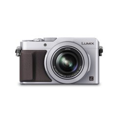 Panasonic Lumix DMC-LX100 Digital Camera - Sliver