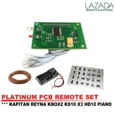 the cheapest price pcb remote set for videoke machine platinum rh ph coolprice info Videoke Machine in the Philippines Philippines Videoke Player