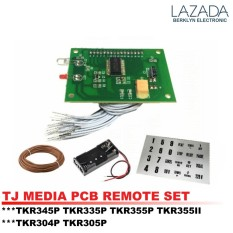 The cheapest price pcb remote set for videoke machine tj media pcb remote set for videoke machine tj media player battery holder wire sticker asfbconference2016 Gallery