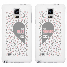 PETREL Couple Phone Case for Samsung Galaxy Note 3 No. 36 Set of 2 (
