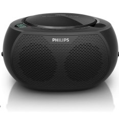 Philips Cd Player, Cd-R And Cd-Rw, Mp3 Link And Am/fm (black) By Philips Audio Video.
