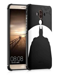 Phone Cover Soft Phonecase Shockproof Cases For Huawei Mate 9 (Black) - intl