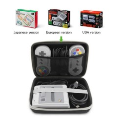 Portable Travel Carrying Hard EVA Protect Case Storage Bag For MINI SFC Console - intl
