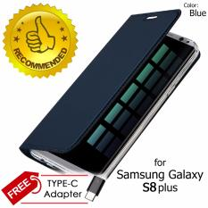 PHP 499. Premium Bicast Leather Flip Case for Samsung Galaxy S8 Plus ...
