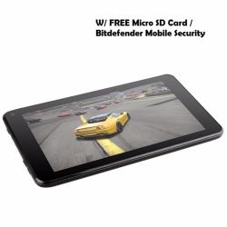 PRESTIZ TL-7420 Tablet PC Android 4.4 Quad Core ( w/ FREE Micro SD Card And Bitdefender Mobile Security)