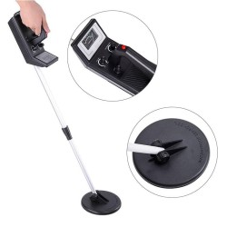 Professional Underground Metal Detector Handheld Adjustable Sensitivity New - intl