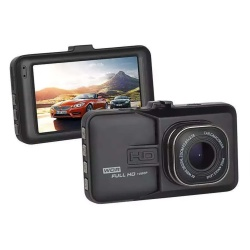 qoovan 3 Inch Full HD 1080P Dash Cam Hands-Free Night Vision Car Camera Recorder DVR - intl