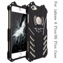 R-JUST Batman For iphone 6 plus metal aluminum Shockproof Cover case for iphone 6s plus Armor anti-knock phone cases - intl
