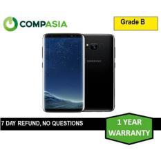 (Refurbished) Samsung Galaxy S8 64GB Black Grade B Philippines
