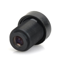 Replacement Fixed Iris Wide Angle Lens for CCTV Camera (2.8mm)