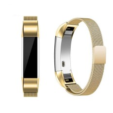Replacement Milanese Loop Stainless Steel Metal Bands smart bracelet strap  for Fitbit alta HR Bracelet