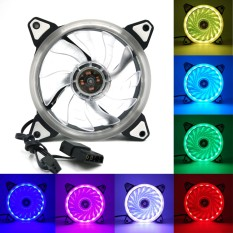 Dynamic Rgb Led Breathing Pc Computer Case Cooling Fan By Jungletec.
